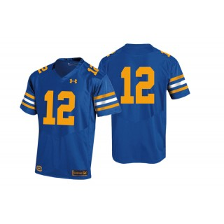 #12 Male Cal Bears Royal College Football Game Performance Jersey