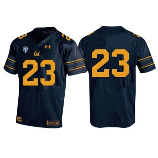 #23 Male California Golden Bears Navy PAC-12 College Football New-Look Home Jersey