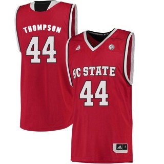 Male David Thompson North Carolina State Wolfpack Red ACC College Basketball Limited Jersey