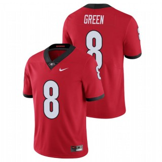 A.J. Green Georgia Bulldogs Limited Red Jersey