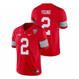 Ohio State Buckeyes Chase Young 2021 Sugar Bowl Player Jersey Men's Scarlet
