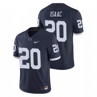 Adisa Isaac Penn State Nittany Lions Limited Navy College Football Jersey