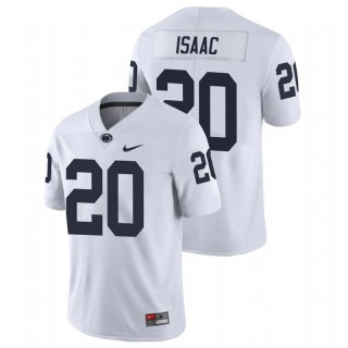 Adisa Isaac Penn State Nittany Lions Limited White College Football Jersey