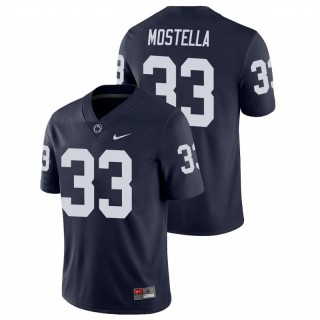Bryce Mostella Penn State Nittany Lions College Football Navy Game Jersey