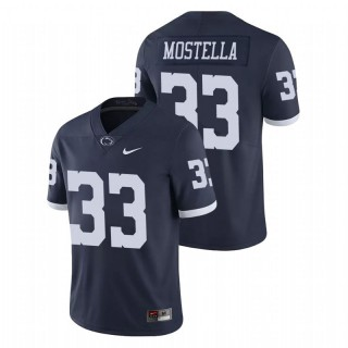 Bryce Mostella Penn State Nittany Lions Limited Navy College Football Jersey