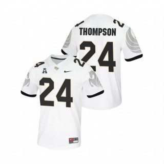 Bentavious Thompson UCF Knights College Football White Untouchable Game Jersey