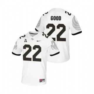 Damarius Good UCF Knights College Football White Untouchable Game Jersey