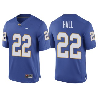 Darrin Hall Pittsburgh Panthers Royal Ncaa College Football 2017 Special Game Jersey